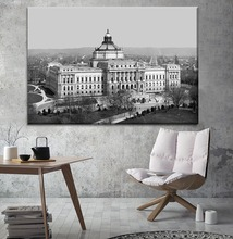Canvas Prints Pictures For Living Room Wall Artwork 1 Piece The Library Of Congress In Washington Painting Home Decorative library of congress federal research division north korea a country profile
