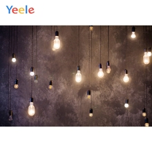 Yeele Photocall Lantern Retro Grunge Wall Customized Photography Backdrop Personalized Photographic Backgrounds For Photo Studio
