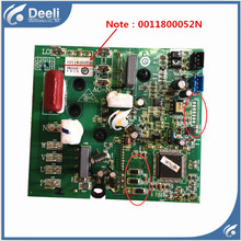 95% new good working for air conditioning parts power module board 0011800052N board