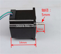 57 stepper motor 2 phase 4 wire 0.8A synchronous with 1.8 degree step angle Torque 1N.m engraving machine