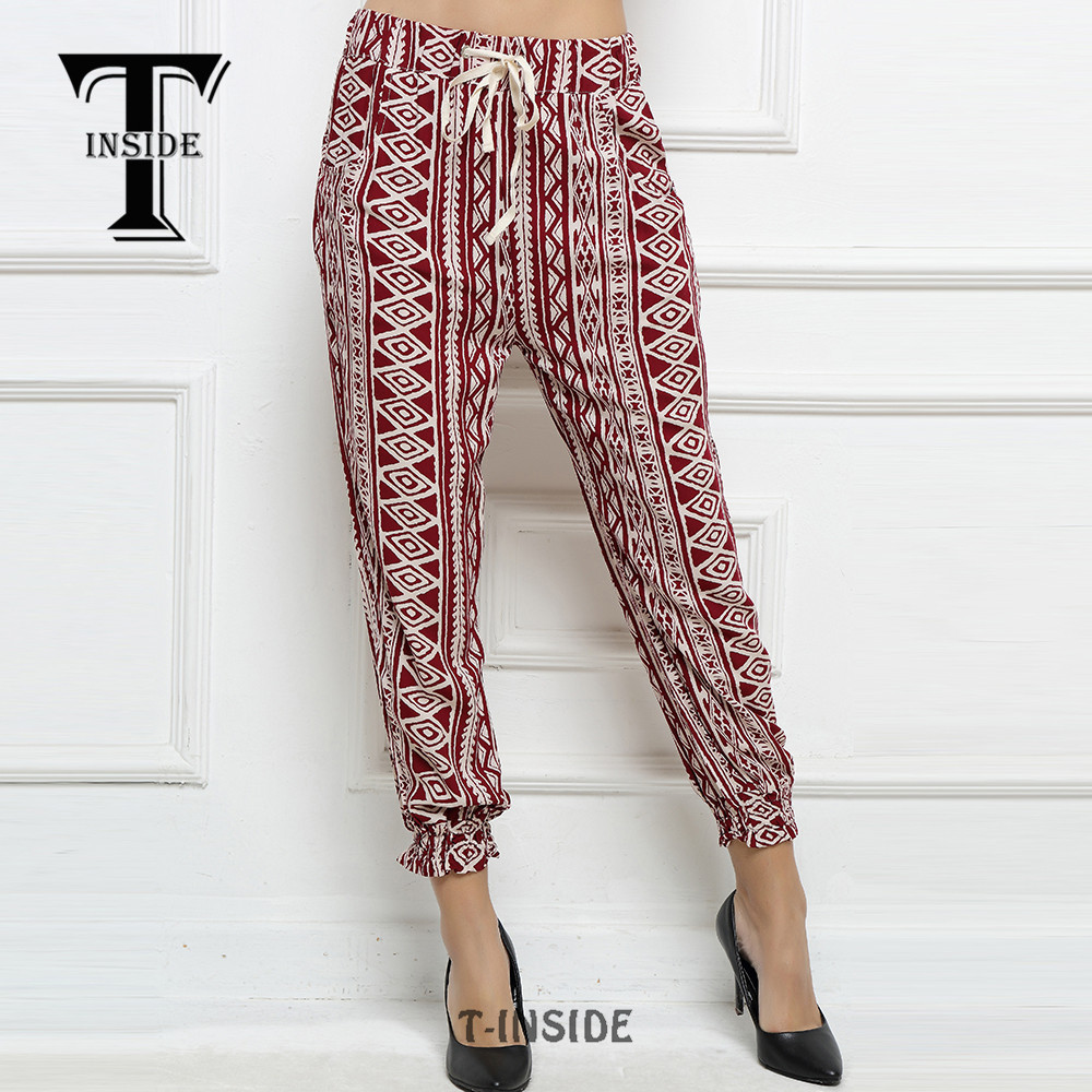 Patterned Pants Womens Cool Design