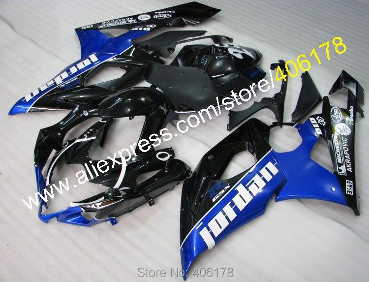 Hot Sales,For SUZUKI Parts GSX R1000 2005 2006 GSXR1000 05 06 GSX R1000 K5 Jordan fairings motorcycle (Injection molding)