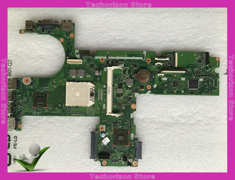 616787-001 For HP Probook 6455B 6555B Laptop motherboard DDR3 fully tested Tested working for cq40 series 510566 001 laptop motherboard fully tested