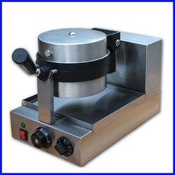 Wysokiej jakości pojedyncze-głowica obrotowa ekspres do wafli jajko maszyna do produkcji wafli
