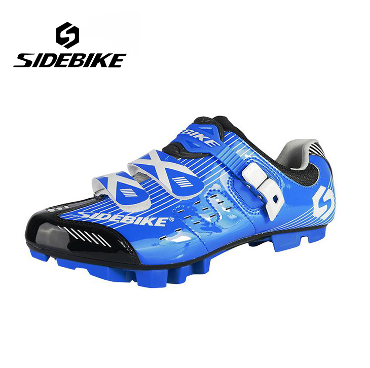 Sidebike Men Mountain MTB Cycling Shoes Bike Shoes Self-Locking Outdoor Sports Bicycle Shoes zapatillas ciclismo bicicleta outdoor eyewear glasses bicycle cycling sunglasses mtb mountain bike ciclismo oculos de sol for men women 5 lenses