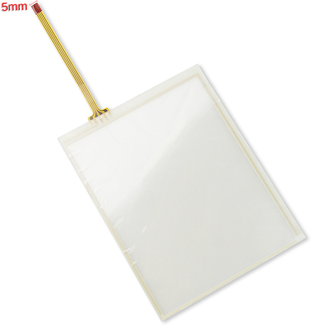 Free Tracking ID 5.7 inch 135*105mm Touch Panel Digitizer Screen Replacement for KORG PA500 M50 TP-356751 5mm