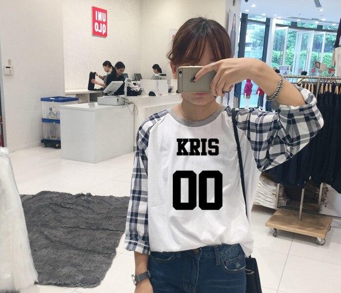 c98ba11898a Exo Call Me Baby Luhan South Korea Clothing Tao Sehun Xiumin Korean Exo  Hoodie Suho Ulzzang Korean Kpop Kris Chanyeol Shirt-in Hoodies   Sweatshirts  from ...