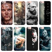 MaiYaCa vikings serie 4 pour iphone 8 8 plus X XS XR XSMax coque TPU transparente pour Apple iphone 5 5s SE 6 s 6 plus 7 8 coque de téléphone(China)