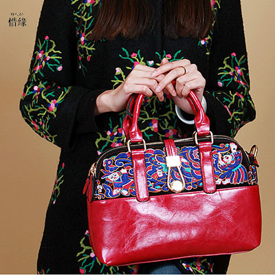 XIYUAN BRAND women chinese national style floral flowers embroidered ethnic pu leather shoulder messenger crossbody bags lady vintage embroidery women flats chinese floral canvas embroidered shoes national old beijing cloth single dance soft flats
