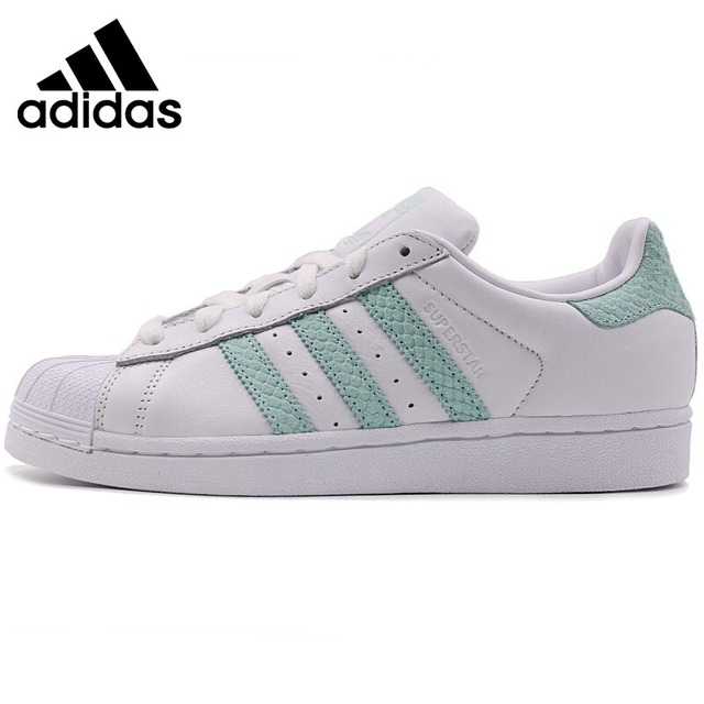 new style bc8a1 7d640 Original New Arrival 2018 Adidas Originals SUPERSTAR Women s Skateboarding  Shoes Sneakers