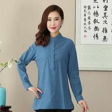 купить Short tops of Han Couture elagent China Tratditional clothing line and cotton Chinese classic hanfu only tops по цене 2419.49 рублей