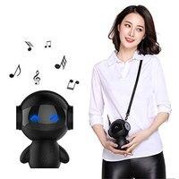 Creativity Mini Intelligent Robot Bluetooth Speaker M10 Smart robot Cute Bass Portable Bluetooth speakers for Power Bank gifts