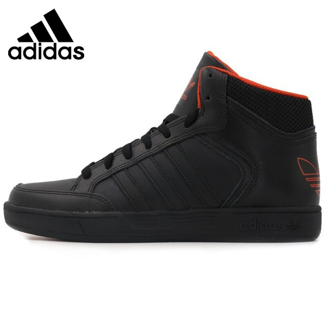 Original New Arrival Adidas Originals VARIAL MID Men s Skateboarding Shoes  Sneakers 1c021db69