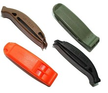 Free Shipping With a waterproof compartment versatility survival whistle cheerleaders cheer for cheer#1813 B2