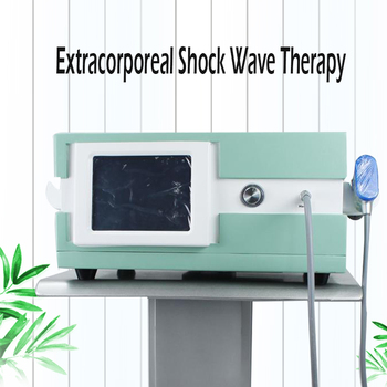 Medical Pain Therapy System Acoustic Portable Shock Wave Extracorporeal Shockwave Therapy Machine For Pain Relief Reliever