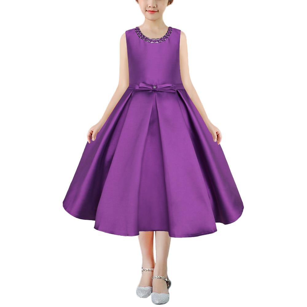 цена на BAOHULU Princess Toddler Girls Dress for Wedding Birthday Costume Children Outfits Party Wear Formal Dresses tutu Kids Clothes