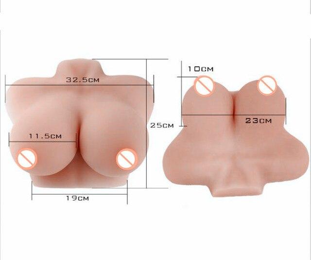 My Big Fat Titties cofre molde masturbación masculina muñecas para sexuales masturbadores para muñecas hombres masturbación del pecho suave 1:1 proporción Real 787236