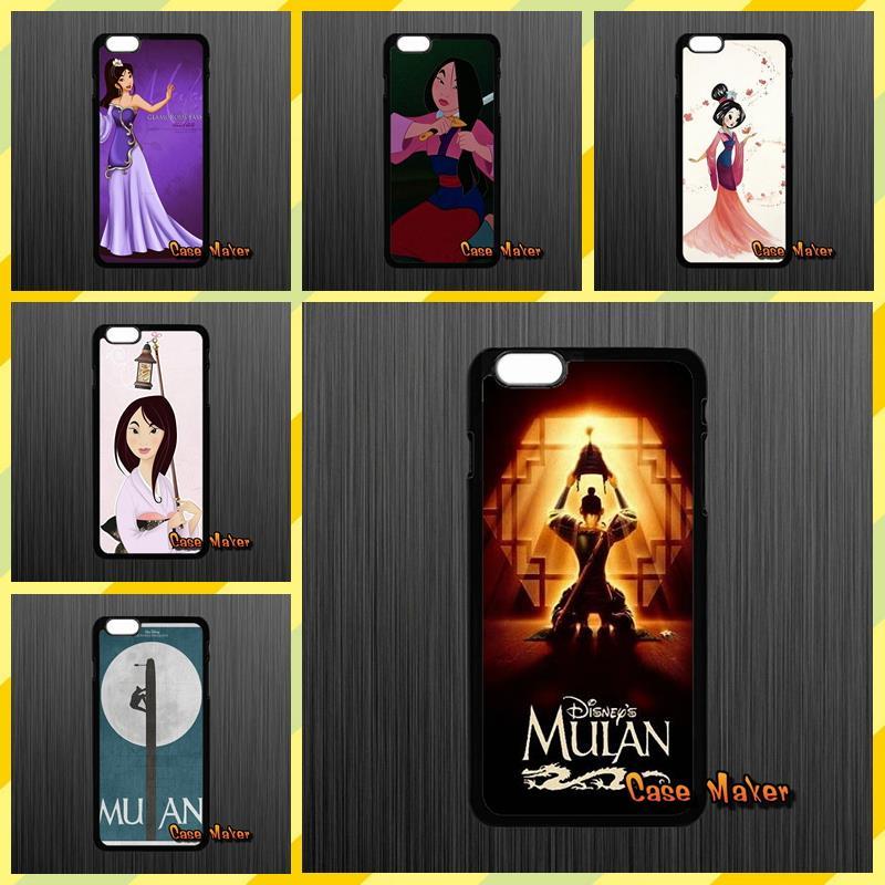 coque iphone 7 mulan