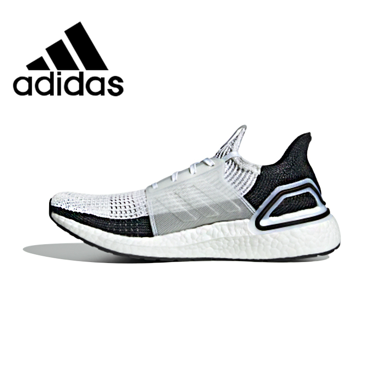 Original Authentic Adidas ULTRABOOST 19 Mens Running Shoes Classic Outdoor Breathable Sports Shoes Comfortable Wear New B37707Original Authentic Adidas ULTRABOOST 19 Mens Running Shoes Classic Outdoor Breathable Sports Shoes Comfortable Wear New B37707