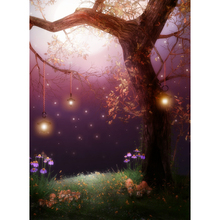 Fantacy moon photo background vinyl fairy land photography backdrops for photo studio photography background camera fotografica
