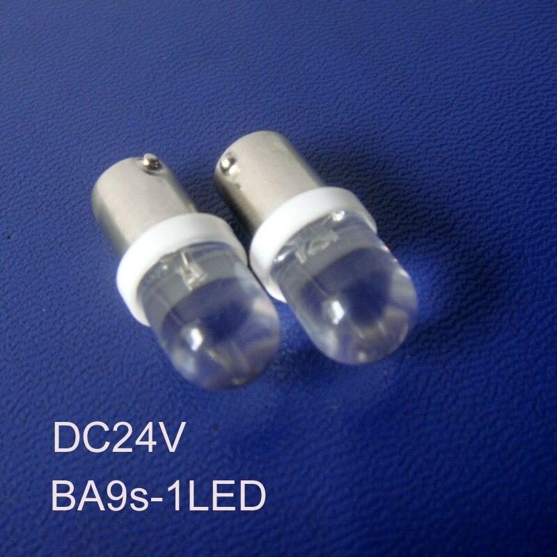 High quality 24v BA9s led light,Truck 24v BA9s led Signal Light,Indicator Light,Pilot Lamp led BA9S 24v free shipping 10pcs/lot