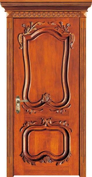 Compra puerta de madera maciza online al por mayor de for Precio puerta madera maciza