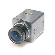 """Промо-акция Высокое качество CCTV аналоговая камера 1/2. """" Цвет CMOS 1200TVL мини-аналоговая камера HD 2,8 мм объектив CCTV цилиндрическая камера"""