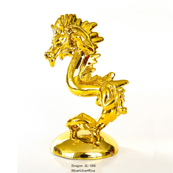 ATLIE Pure Brass Twelve Chinese Zodiac Figurine Animal Copper Statues and Sculpture for Home Decoration Accessories