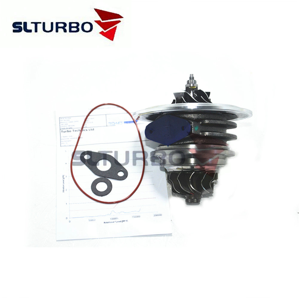 Turbo chargeur noyau équilibré 709035-0004/5 pour Ford Transit V 100 HP 74 Kw 2.0Di Dura torq-cartouche 714716-0003/4 nouvelle turbine