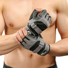 Lifting-Gloves Weight Dumbells Fitness Workout Half-Finger Wrist-Support Training Women