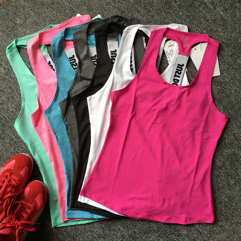 Professional Yoga Top Vest Sleeveless Sport Shirt Women Running Gym Shirt Women Sport Jerseys Fitness Yoga Shirt Tank Top yuerlian new breathable backless yoga vest solid quick drying running gym sport yoga shirt women fitness sleeveless red tank top