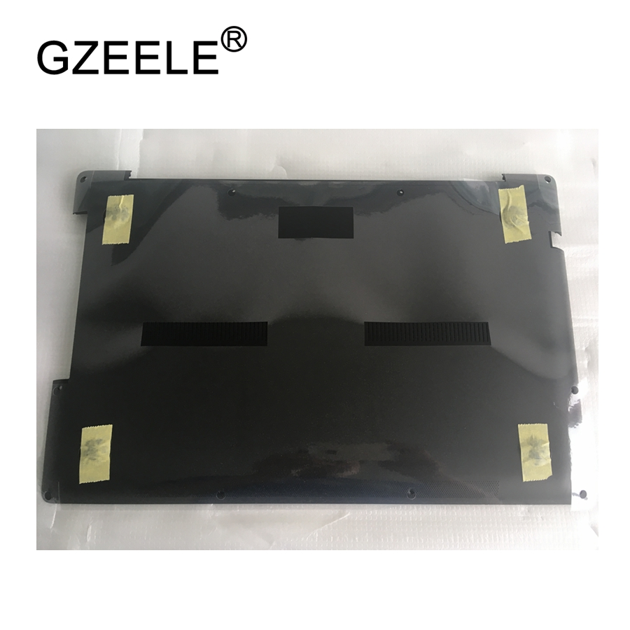GZEELE New laptop Bottom case cover For ASUS N550JV Q550L N550 BOTTOM CASE PN : 13N0-P9A0331 13NB00K1AM0331 lower cover D shell new original for lenovo thinkpad yoga 260 bottom base cover lower case black 00ht414 01ax900