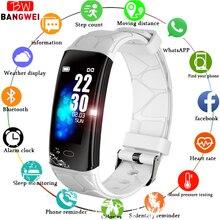 LIGE Smart Bracelet IP67 Waterproof Sport Wristband fitness tracker Heart rate Blood pressure Smart Watch For IOS Android+box paco rabanne olympea aqua legere туалетные духи 50 мл