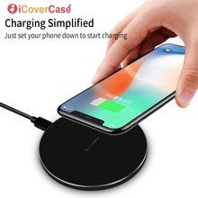 Cargador inalámbrico rápido para Samsung Galaxy S10 S10e S10 Plus base de carga accesorio de teléfono para Galaxy S 10 Plus cargador rápido Qi
