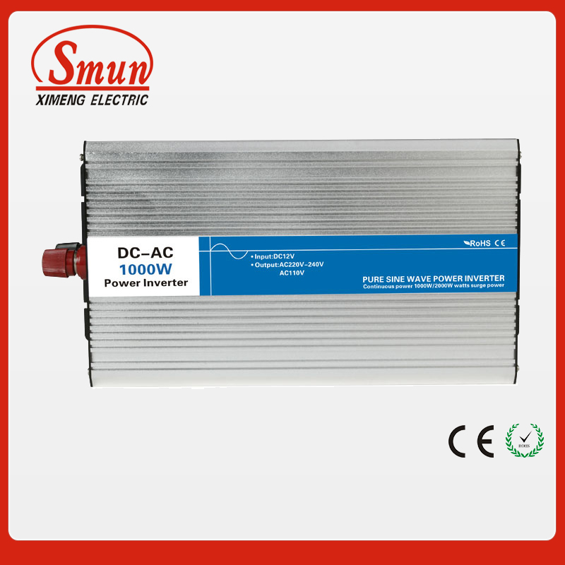 1000W 24VDC to 220VAC Off Grid Pure Sine Wave Inverter For Home Appliances 1000w 12vdc to 220vac off grid pure sine wave inverter for home appliances