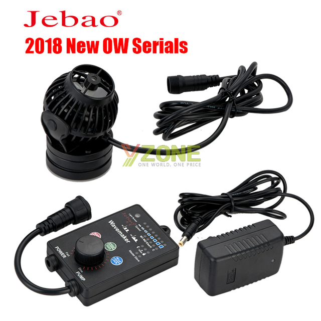 jebao jecod ow series wave make pump 360 degree rotation ultra quiet