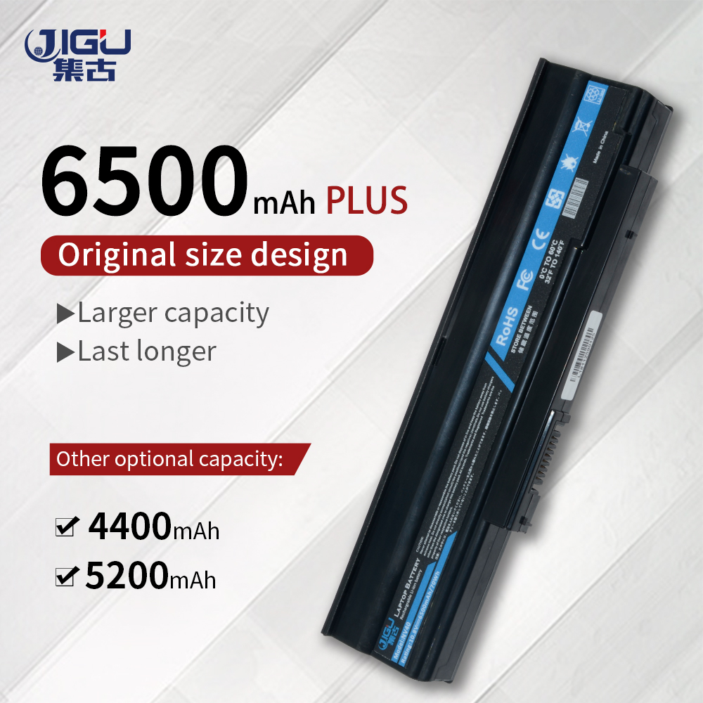 JIGU 6Cells The Best Laptop Battery AS09C31 AS09C70 AS09C71 <font><b>AS09C75</b></font> BT.00607.072 For Acer Extensa 5635 5635G 5635ZG image