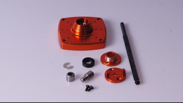 Rovan 1/5 CNC Aluminum Roto Start Starter Fit HPI BAJA 5B Parts Rovan King Motor Free Shipping