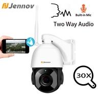 Jennov 1080 P 4,5 дюймов 30X зум панорамная камера наблюдения с наклоном и зумом скорость безопасности купольная камера видеонаблюдения ip камера от