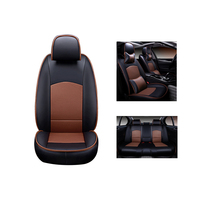 Special Leather car seat covers For Hyundai Jeep Subaru LIfan Mitsubishi Nissan Jac automobiles armchair accessories car styling