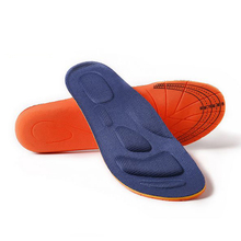 breathable EVA silicone male and female universal insoles  Comfortable Ventilation for men women