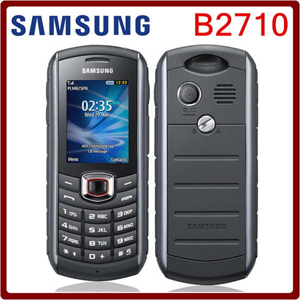 b2710 original unlocked samsung b2710 1300mah 2mp gps 2 0 inches 3g rh aliexpress com samsung gt-b2710 instruction manual Samsung Xcover