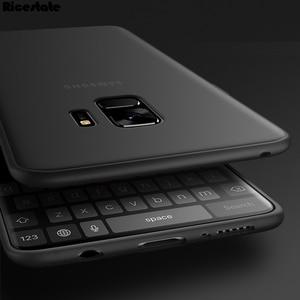 Image 5 - For Samsung Galaxy S9 S9 Plus S10E S10 Plus 0.3mm Ultra Thin Matte Plastic Back Cover Case for Samsung S9 Plus Fashion Case
