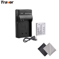 Battery And Ultra Slim Micro USB Charger Kit For Canon NB 4L CB 2LV Work With
