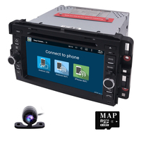 1024 600 Quad Core Android 5 1 1 Car DVD Player For GMC Yukon Savana Sierra
