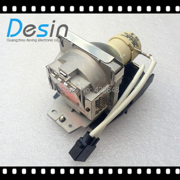 Original RLC-035 Projector Lamp with housing for VIEWSONIC PJ513 PJ513D PJ513DB Projectors