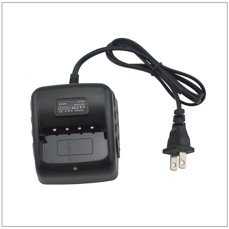 CNC-177 Walkie Talkie Desktop Charger For 3022 136-260MHZ FM Walkie Talkie