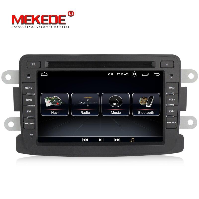 Hot Selling! Android 8.1 Car Stereo Head Unit Navigation GPS NAVI DVD Player For Lada Xray 2/ RENAULT Dacia/Duster/Logan/Sandero