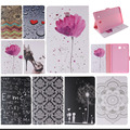 PU leather stand Cover Case for SAMSUNG Galaxy E 9.6 inch T560 T561 SM-T561 with card slot Tablet accessories Y4D33D