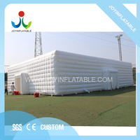 Outdoor large party tent inflatable shelter event wedding with waterproof and flame retardant